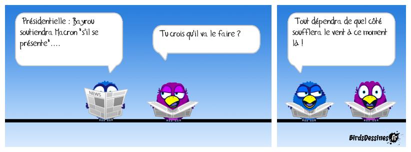 Bayrou : le retour !