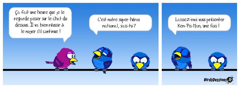 Birdy chez les Belges