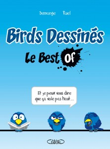 Couverture de Birds Dessinés : le Best-Of