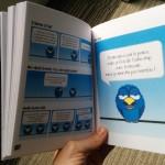 Exemples de pages au sein du livre